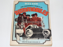Wonderful World of Automobiles : The 1894-1930 (Schroeder 1971)